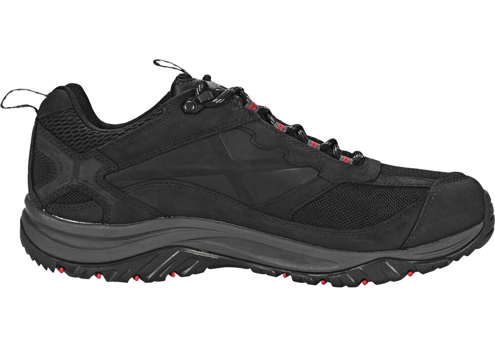 Columbia Outdry Mens Shoes Black